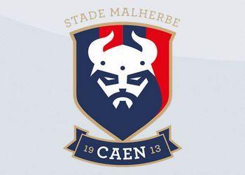 Camisetas del Caen (Umbro)