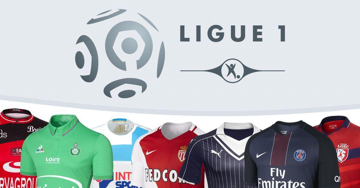Especial: Las camisetas de la Ligue 1 de Francia 2016/2017
