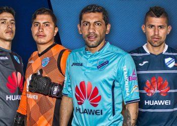 Nuevas camiseta del Club Bolívar | Foto Facebook Oficial