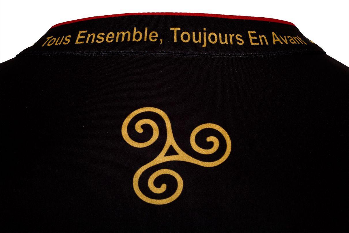Camiseta suplente del EA Guingamp | Foto Web Oficial