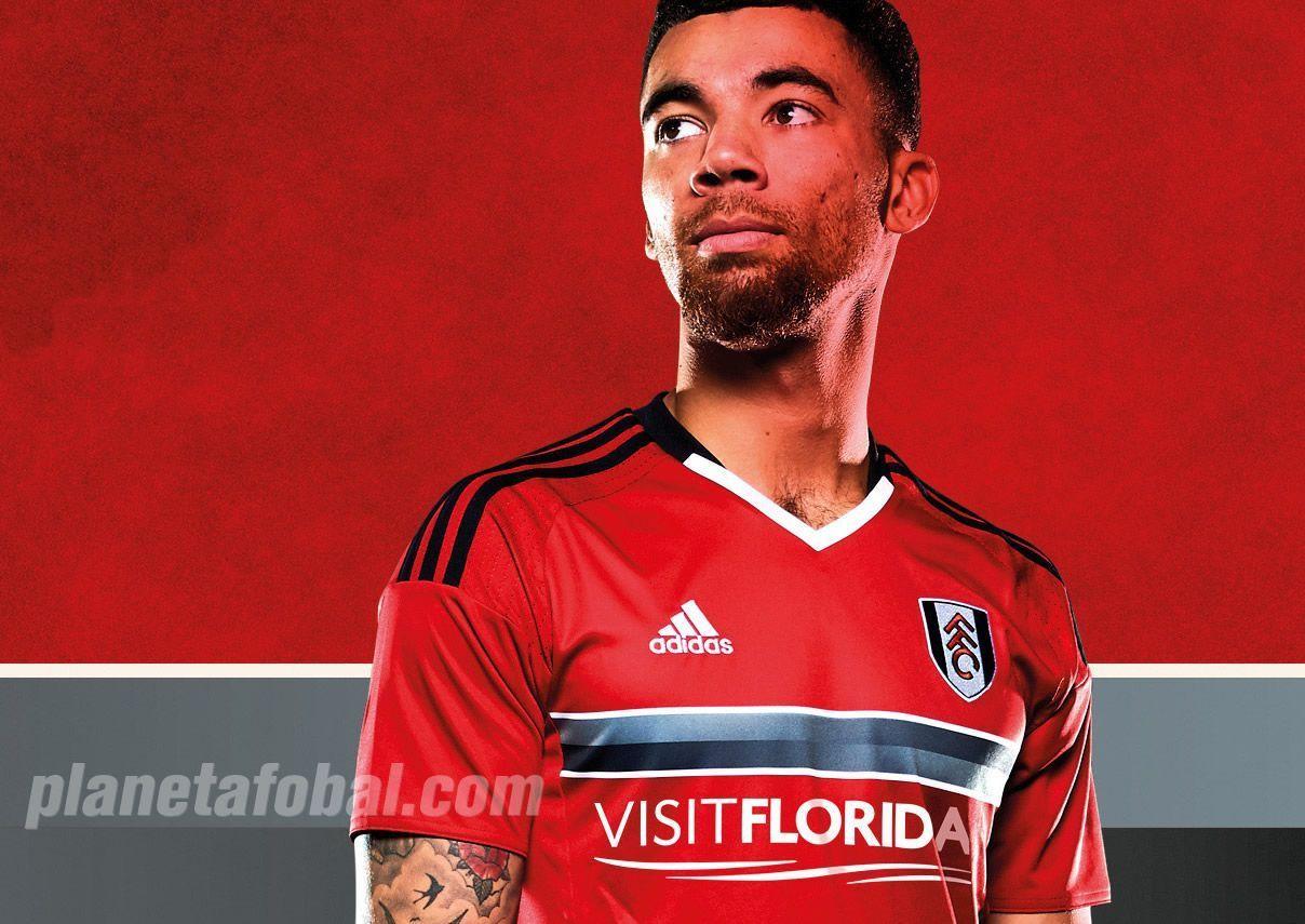Nueva camiseta del Fulham | Foto Web Oficial
