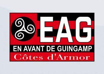 Camisetas del Guingamp (Patrick)