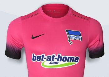 Tercera camiseta del Hertha Berlin | Imagen Web Oficial