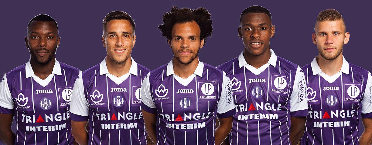 Nuevas casacas del Toulouse FC | Imagen Web Oficial