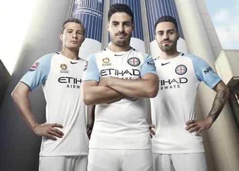 Casaca titular del Melbourne City FC | Foto Web Oficial