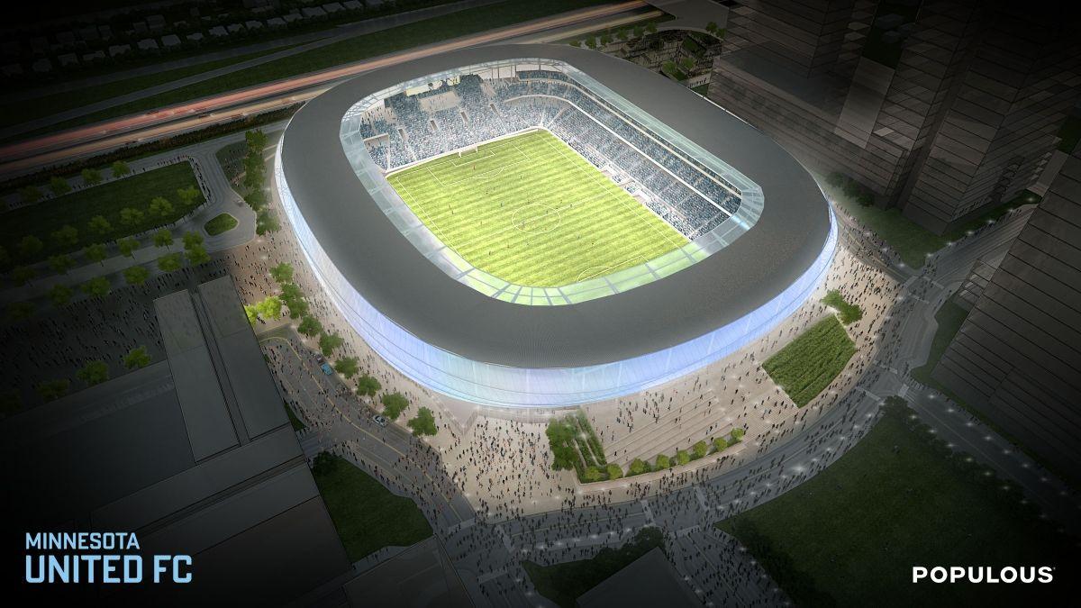 Asi lucirá el nuevo estadio | Foto Web Oficial