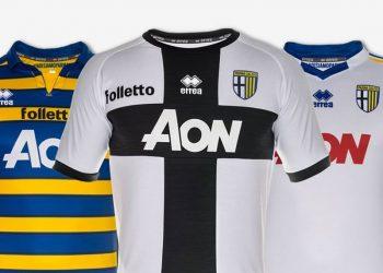 Nuevas casacas del Parma Calcio 1913 | Foto Erreà
