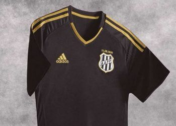 Camiseta suplente del Ponte Preta | Foto Web Oficial
