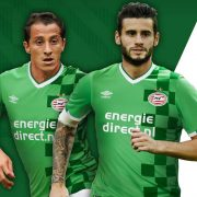 Nueva casaca del PSV | Foto Web Oficial