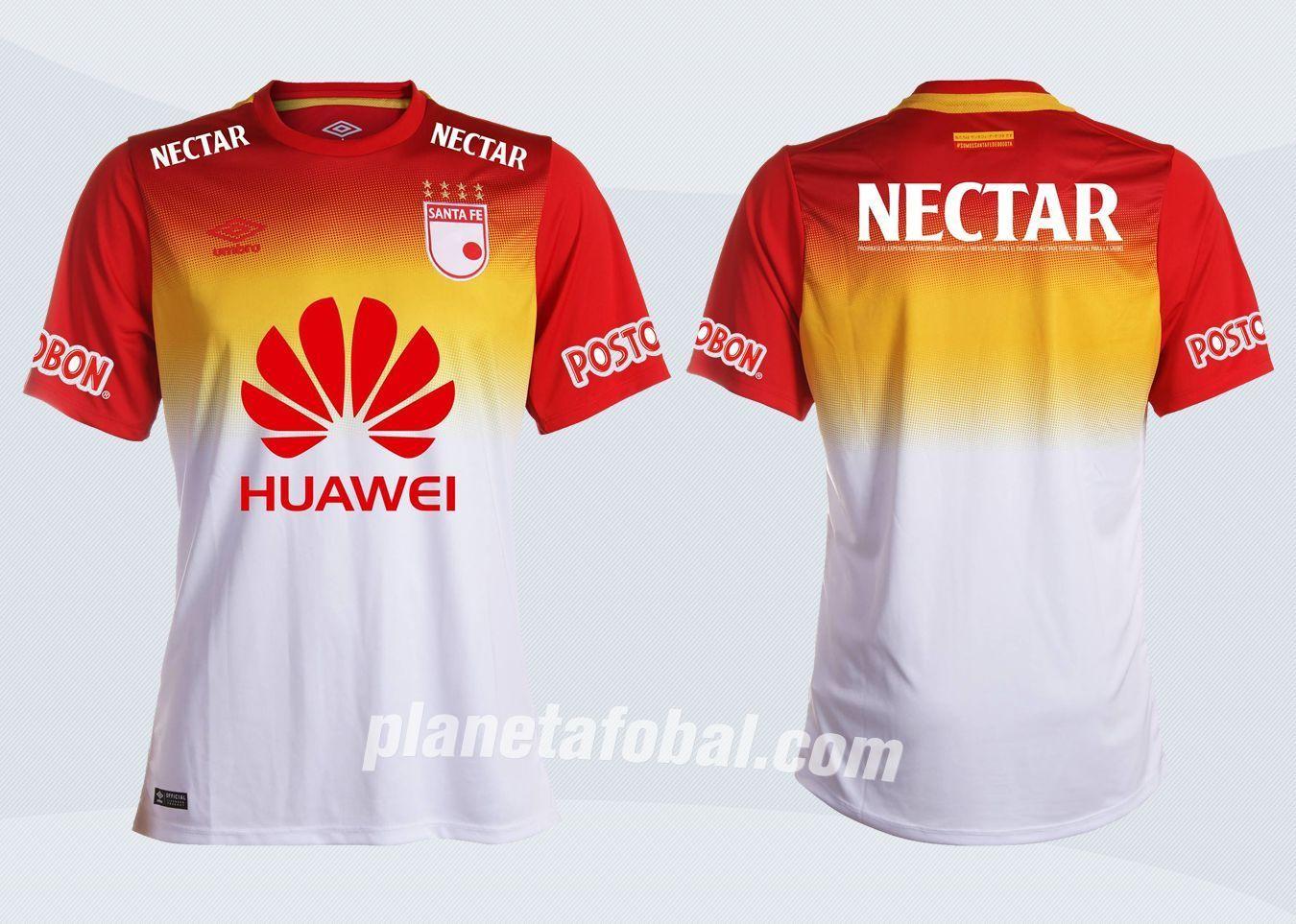 Casaca especial de Independiente Santa Fe | Imágenes Web Oficial