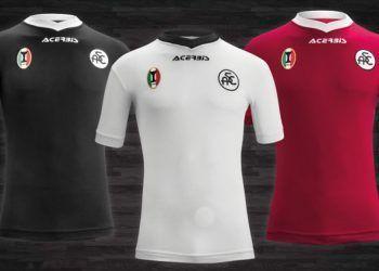 Camisetas del Spezia Calcio | Foto Web Oficial