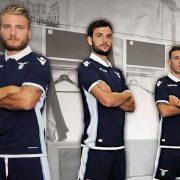 Nueva casaca suplente de la Lazio | Foto Web Oficial
