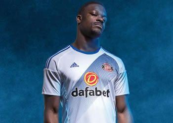 Nueva camiseta del Sunderland | Foto Web Oficial