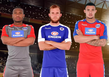 Camisetas del SuperSport United FC | Foto Web Oficial