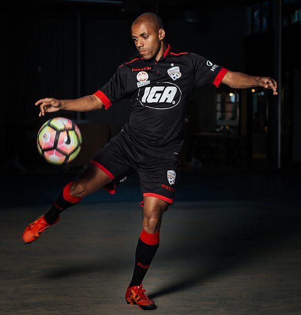 Nueva casaca del Adelaide United FC | Foto Web Oficial