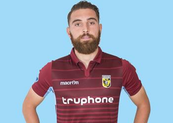 Camiseta especial del Vitesse   Foto Web Oficial