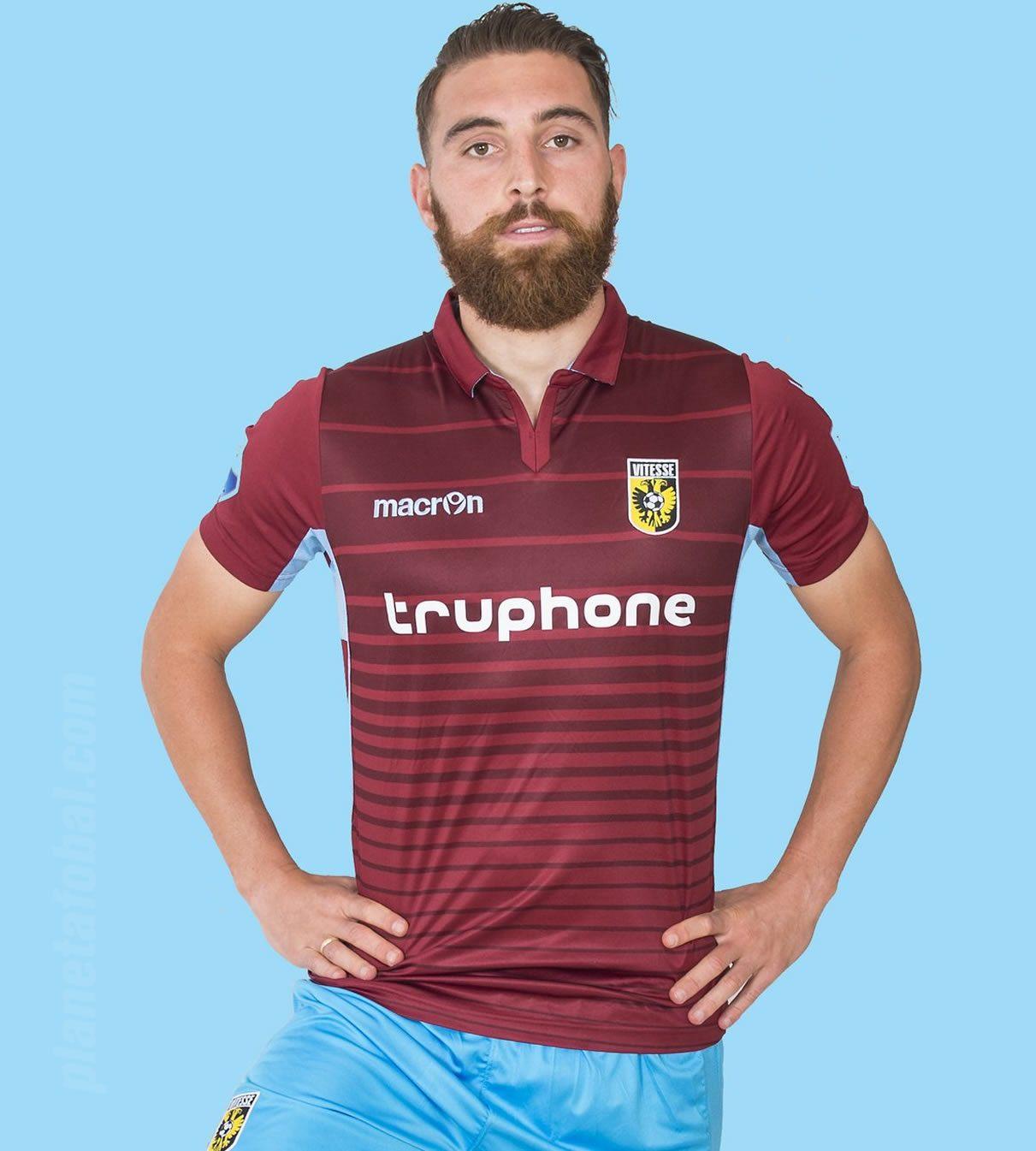 Camiseta especial del Vitesse | Foto Web Oficial