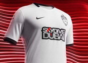 Nueva camiseta suplente del Al Ahli FC | Foto Nike
