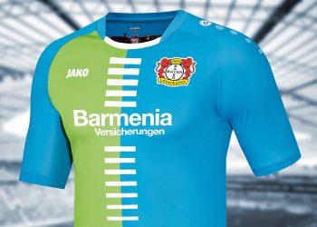 Camiseta especial del Bayer 04 | Foto Web Oficial