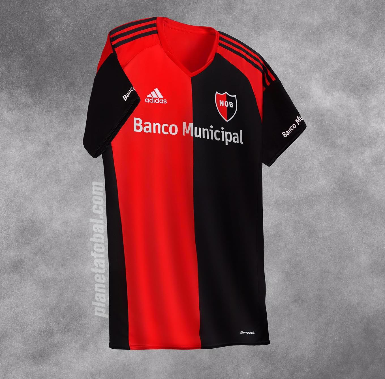 Nueva camiseta de Newell's | Foto Adidas
