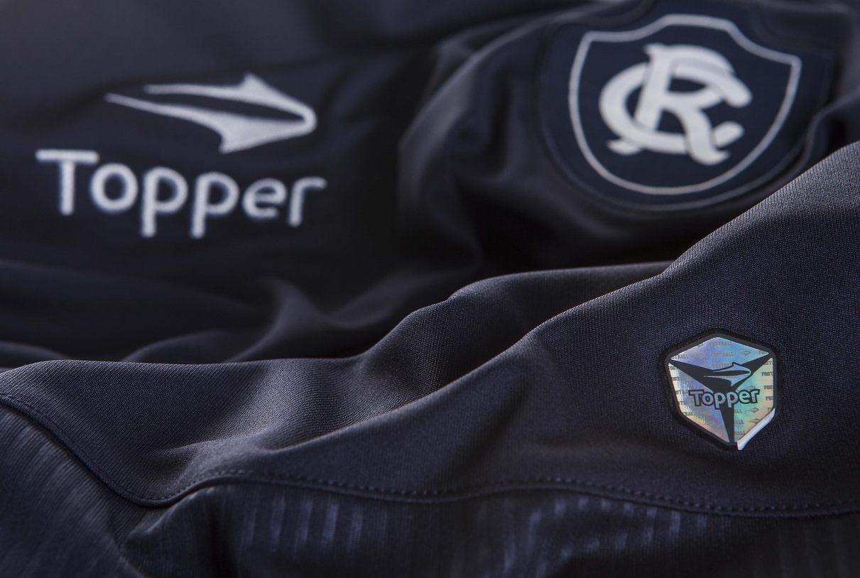 Nuevas casacas del Clube do Remo | Foto Gentileza Topper