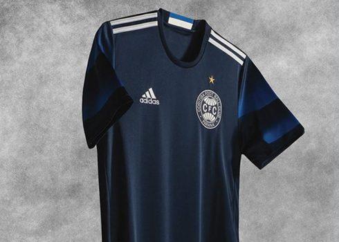 Tercera camiseta del Coritiba | Foto Web Oficial