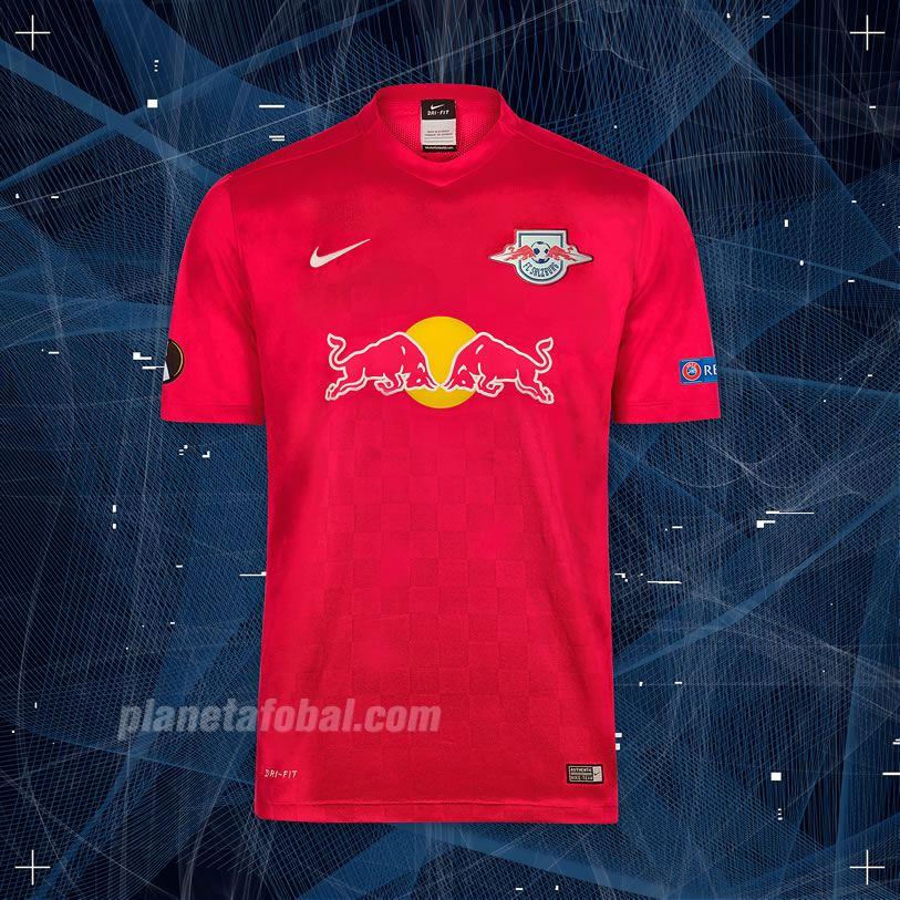 Nueva casaca del Red Bull Salzburg   Foto Web Oficial