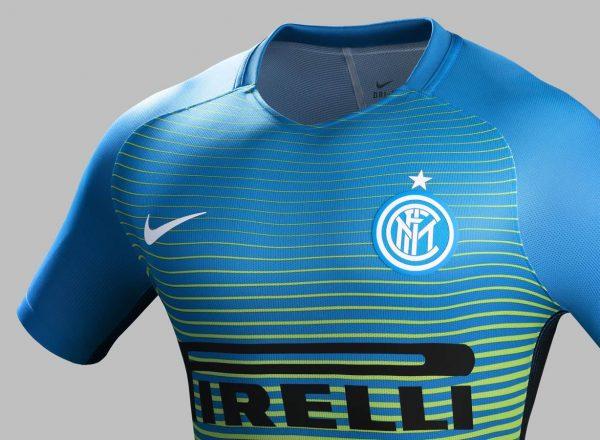 Tercera camiseta del Inter | Foto Nike