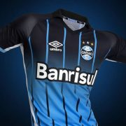 Nueva camiseta del Grêmio | Foto Umbro