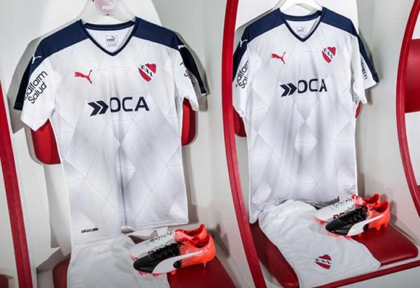 Nueva camiseta de Independiente | Foto Puma