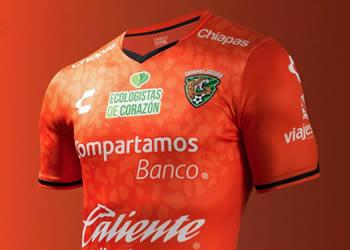 Casaca naranja de los Jaguares | Foto Twitter Oficial