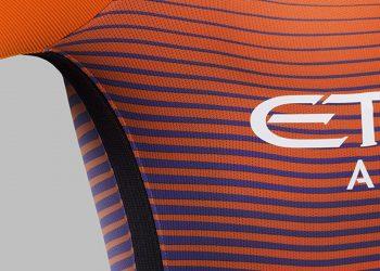 Tercera camiseta del Manchester City | Foto Nike