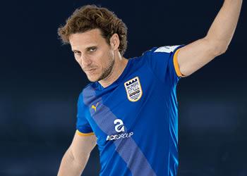 Nueva casaca del Mumbai City FC | Imágenes Web Oficial