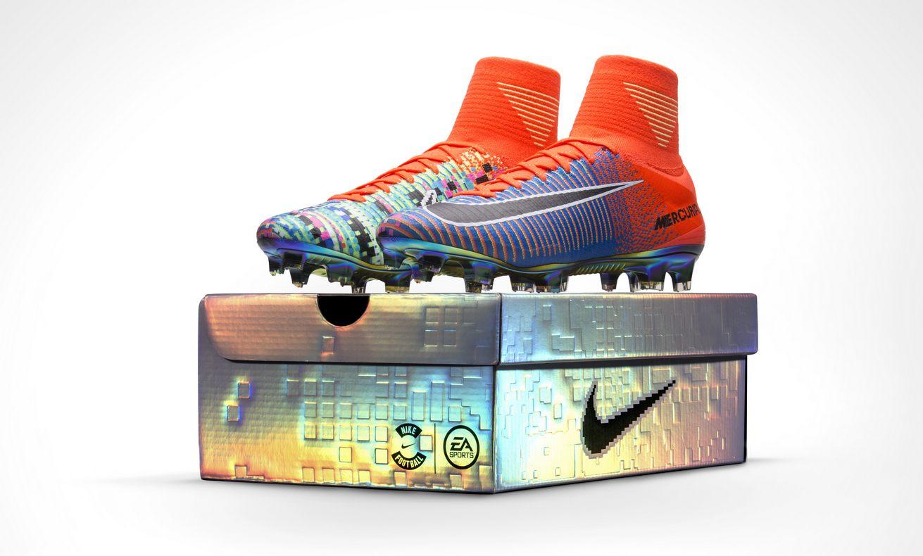 Botines Mercurial Superfly X EA Sports | Foto Nike