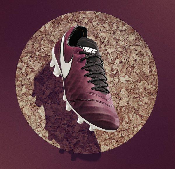 Nuevos botines Tiempo Pirlo | Foto Nike