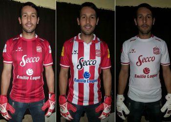 Nuevas camisetas de San Martín de Tucumán | Foto Twitter Oficial