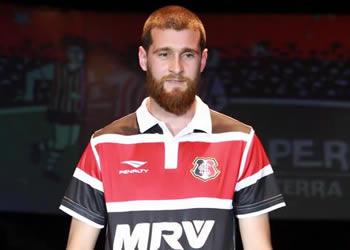 Camiseta titular del Santa Cruz FC | Foto Web Oficial