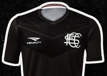Tercera camiseta del Santa Cruz FC | Foto Web Oficial