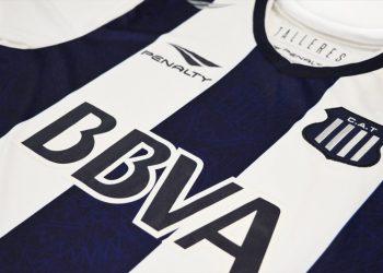 Nueva camiseta Penalty de Talleres para 2016/2017 | Foto Penalty