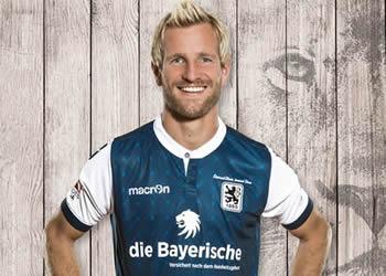 Camiseta especial del 1860 Munich | Foto Web Oficial