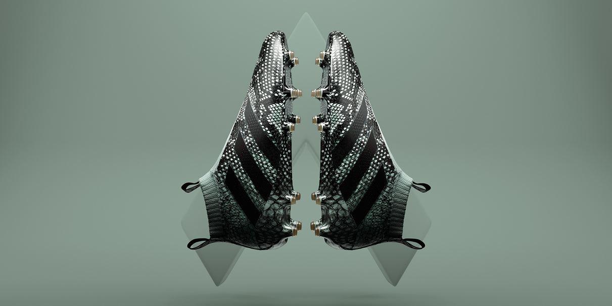 Versión Viper de los ACE16 | Foto Adidas