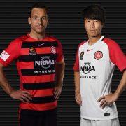 Nuevas casacas del Wanderers FC | Imágenes Web Oficial