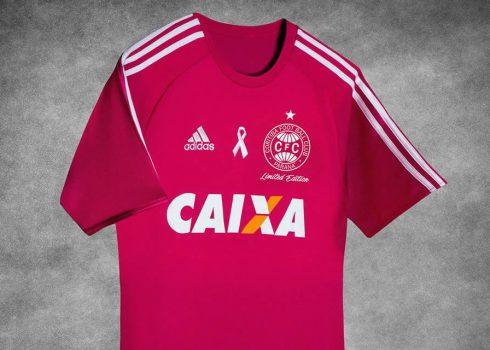 Camiseta especial del Coritiba | Foto Adidas