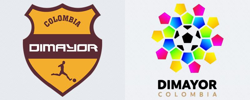 El logo anterior y el nuevo | Imágenes Web Oficial