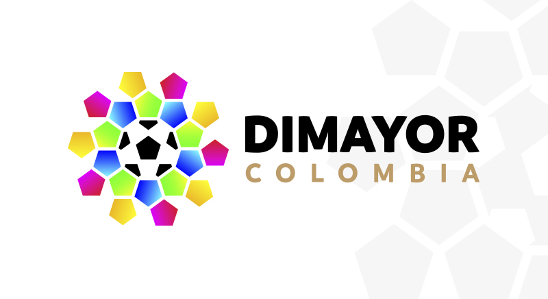 Nuevo logo de la DIMAYOR de Colombia | Foto Web Oficial