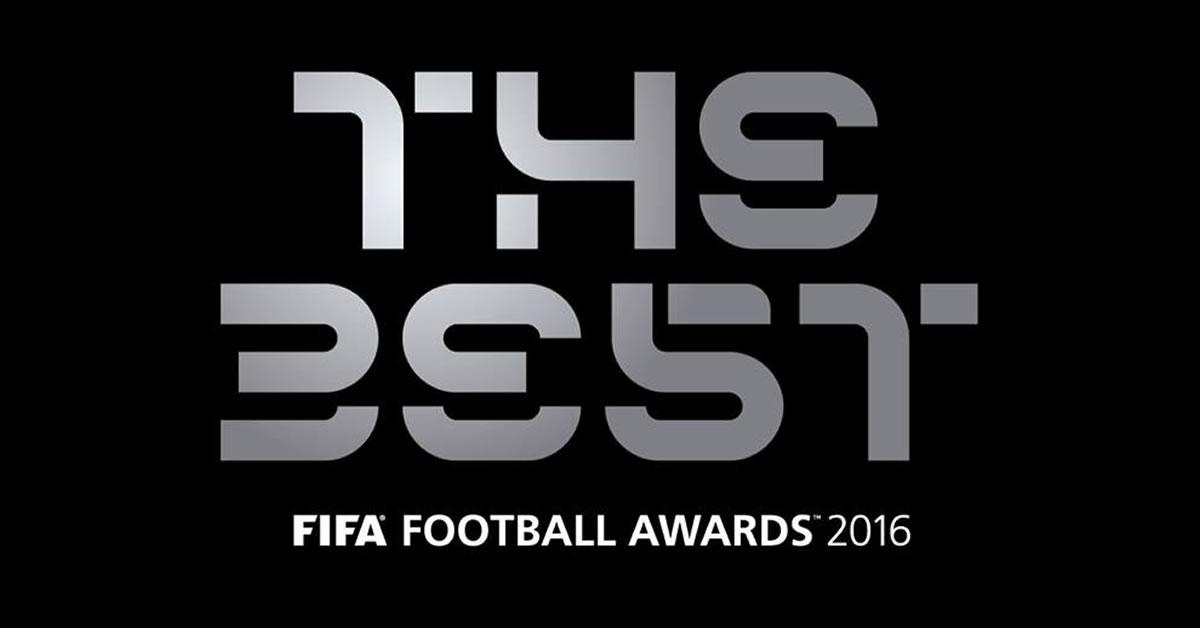 FIFA presentó sus premios The Best