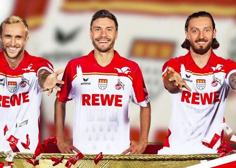 Casaca especial del FC Köln | Foto Web Oficial
