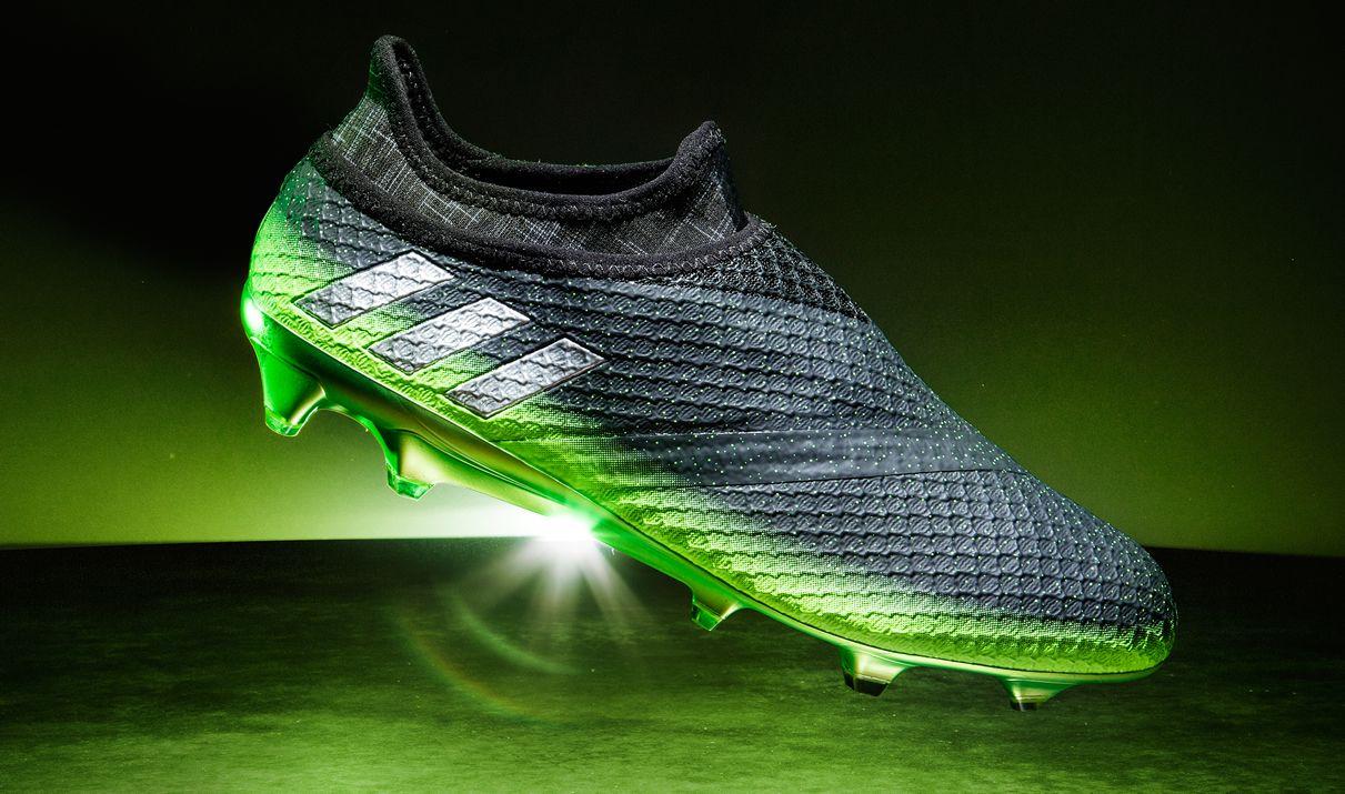 Nuevos botines de Lionel Messi   Foto Adidas