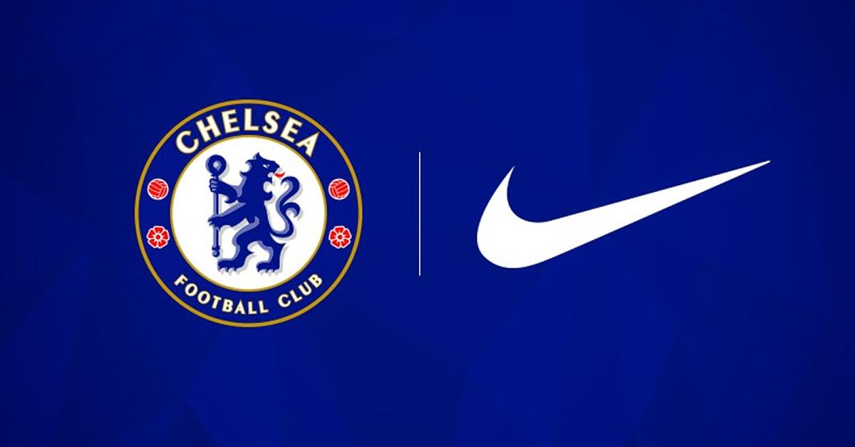 Chelsea pasará a vestir indumentaria Nike