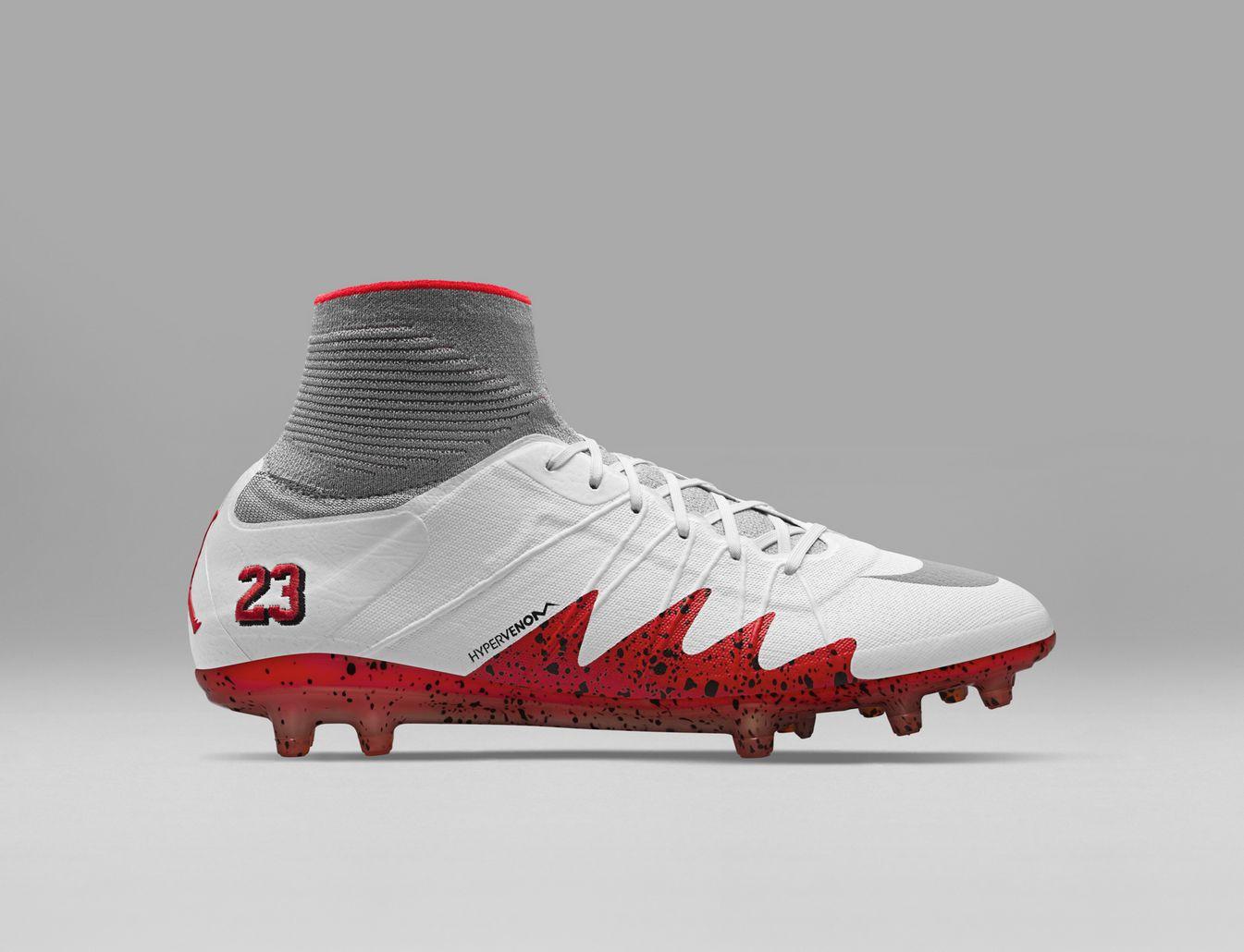 new concept 7b1bf 23ae1 Nuevo color para los Hypervenom Phantom Neymar x Jordan  Foto Nike